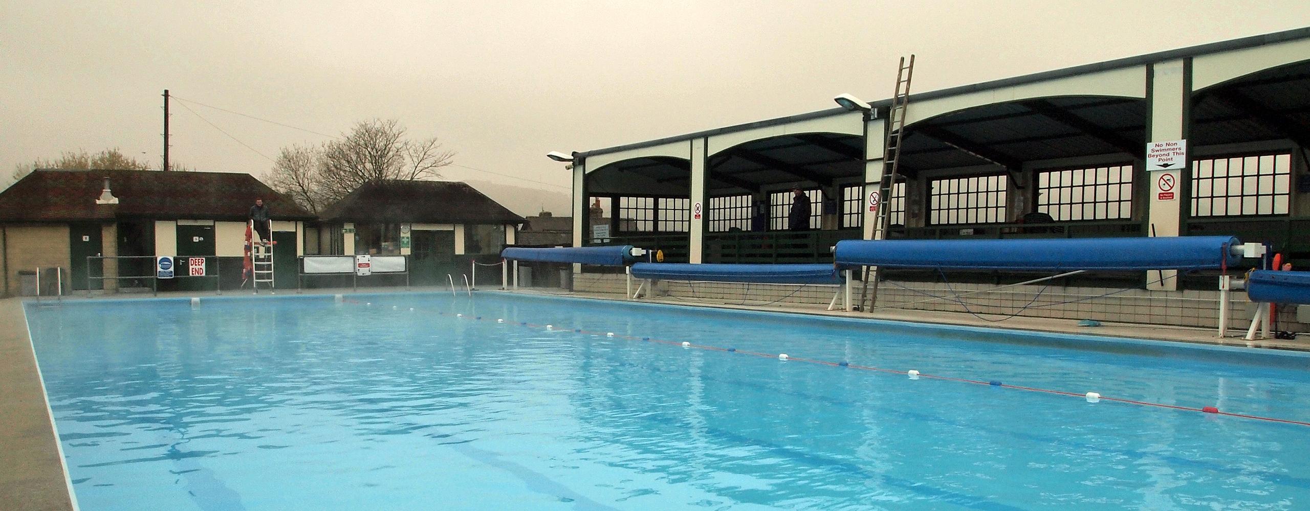 River swimming waterlog reswum page 3 - Hathersage open air swimming pool ...