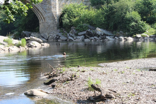 Into deeper waters on the Lune