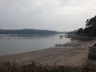 Helford River at Durgan
