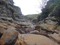Upstream from Hell Gill