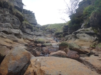 Upstream from Hell Gill